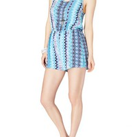 Tribal Chic Romper