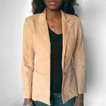Best Women's Tan Blazer Products on Wanelo