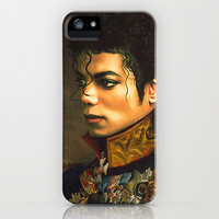 Michael Jackson - replaceface iPhone & iPod Case by Replaceface