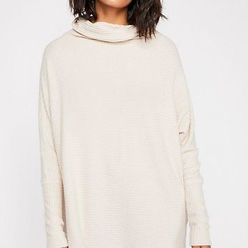 Women's Free People Kitty Thermal Top