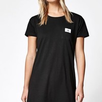 Calvin Klein Woven Label T-Shirt Dress at PacSun.com