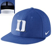 Men's Nike Duke Blue Devils Player's Snapback Cap