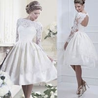 Short Cocktail Dress Party Dresses Evening Formal Bridesmaid Wedding Prom Dress