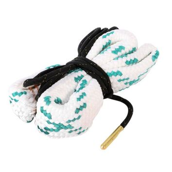 New Rifle Pistol 12 GA Bore Snake Gun Cleaning 12 Gauge Caliber Bore Cleaner