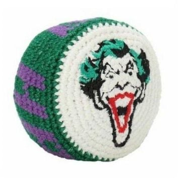 "licensed ""the joker"" batman dc comics hacky sack Case of 40"