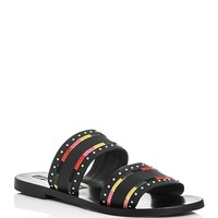 Sol SanaPablo Embellished Slide Sandals