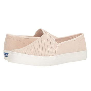 Double Decker Suede - Petal Pink by Keds