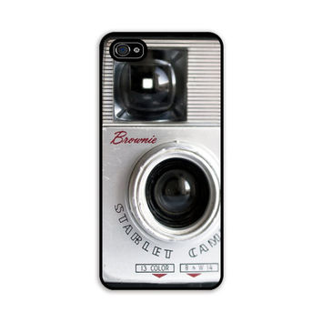 Holiday Sale, Camera iPhone 5s case, Cool Gadget cover for Iphone 5 gift for Photographers, Christmas gift idea
