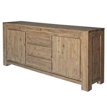 Bedford Sideboard, Brushed Smoke