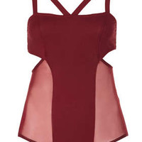 Strappy Jersey Body - New In This Week  - New In