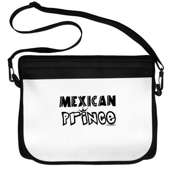 Mexican Prince - Cinco de Mayo Neoprene Laptop Shoulder Bag by TooLoud