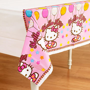 Hello Kitty Balloon Dreams Tablecover