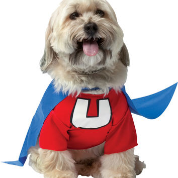 pet costume: underdog | large