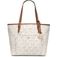 Jet Set Logo Large Tote | Michael Kors