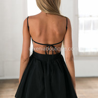 Lady Luck Dress (Black)