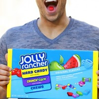 Giant Jolly Ranchers