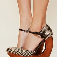 Free People Jeffrey Campbell Rockaway Cutout Wedge