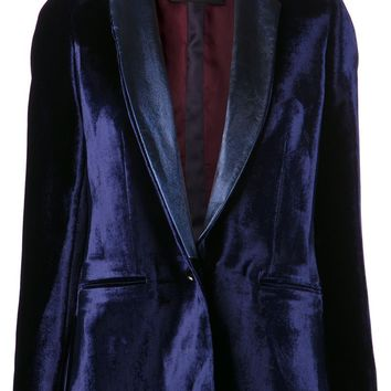 Paul Smith Black Label velvet jacket