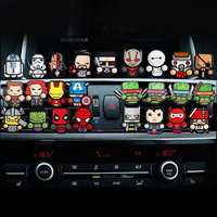 The Avengers, Star Wars, Iron Man and Captain America Vent Clips Air Freshener