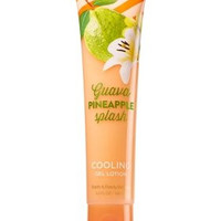 Bath & Body Works Cooling Gel Lotion Guava Pineapple Splash