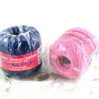 Soft Cotton Yarn - 4 Ply - 50 grams for Knitting, Crochet & Craft Projects - Australian Made - Dusty Pink or Navy Blue by DeeDeeSupplies