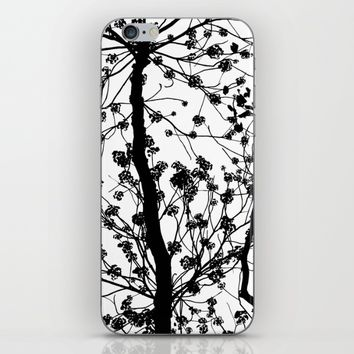 flower iPhone & iPod Skin by Munich | Society6