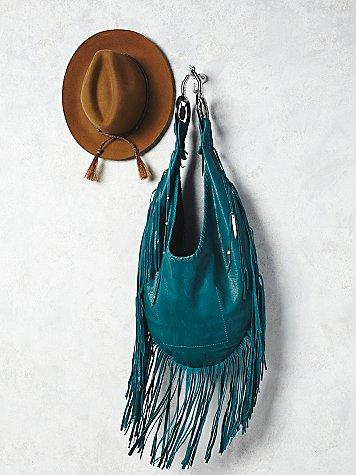 3afef84f3319 Totem Salvage Womens Willow Fringe Hobo from Free People
