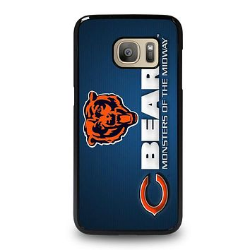 CHICAGO BEARS Samsung Galaxy S7 Case Cover