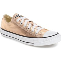 Converse Chuck Taylor® All Star® 'Um - Ox' Metallic Sneaker (Women) | Nordstrom
