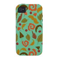 Windy Autumn Day Case-Mate iPhone 4 Cases