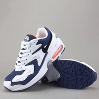 Trendsetter Nike Air Max 2 Light  Women Men Fashion Casual  Sneakers Sport Shoes