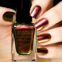Fun Lacquer Burnin' Up Nail Polish (2015 New Year Collection)