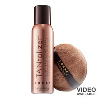 LORAC TANtalizer Body Bronzing Spray (Natural/Berry/Bronze)