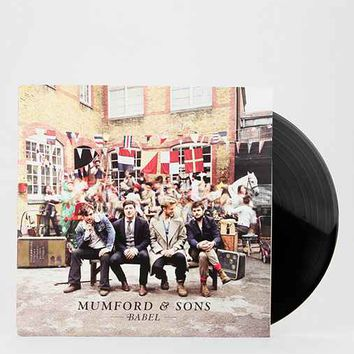 Mumford & Sons - Babel LP