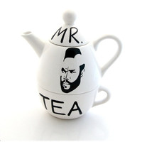 Mr. Tea Kettle
