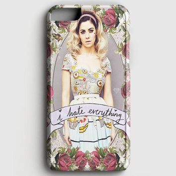 Marina And The Diamond  I Hate Everything iPhone 8 Case | casescraft