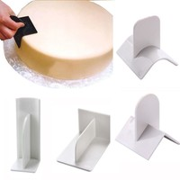 kitchen accessories cake decorating tools Cake Decorating Smoother Icing Fondant Polisher Finisher ##