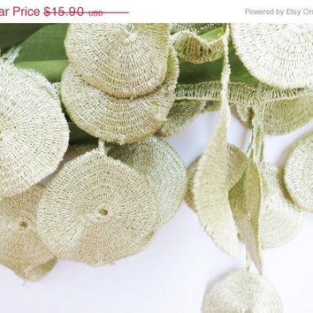 ON SALE NEW Trendy Margarita Avocado Green Color by SistersLace