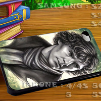 Sherlock Art Styles For iphone 4 iphone 5 samsung galaxy s4 / s3 / s2 Case Or Cover Phone.
