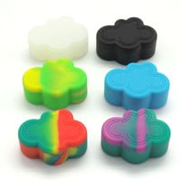 Cloud Silicone Container - 22ml