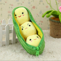 Creative Toy Lovly Beans Plush Toy Kids Child Gift Birthday Party Gift LSCA .L