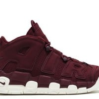 "Nike Air More Uptempo 96' ""Bordeaux"""