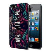 A Day to remember Have Faith In Me  iPhone Case by Accessories4Yu