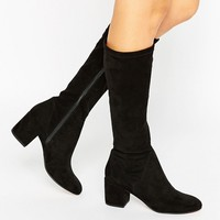 ASOS CAMERON Knee High Boots at asos.com