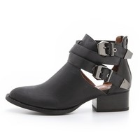 Jeffrey Campbell Everly Cutout Booties | SHOPBOP