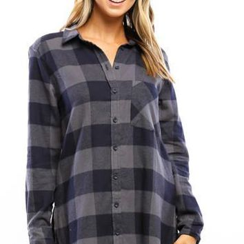 Bristol Gray Flannel