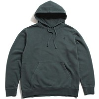 Pigment Dyed OK Hoody Vintage Emerald