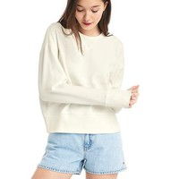 The archive re-issue crop crewneck | Gap