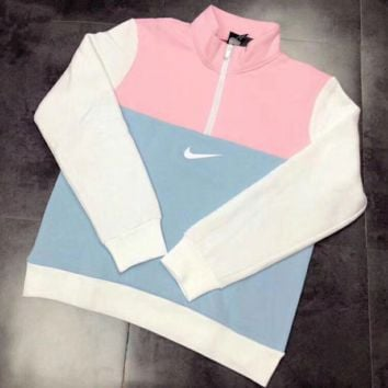 NIKE Half Zip Sweater