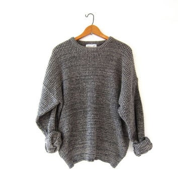 Shop Speckled Sweater on Wanelo